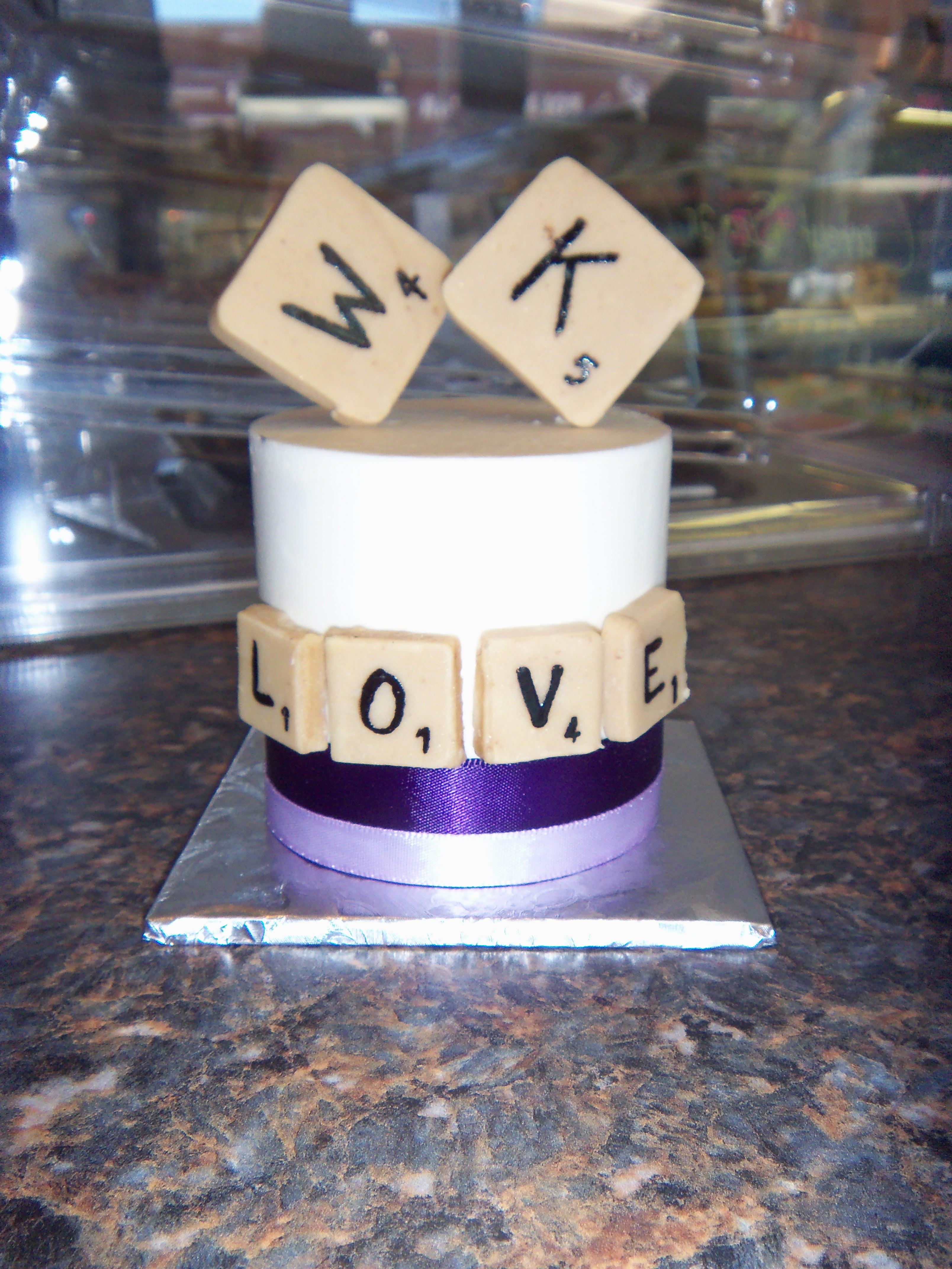 Monzu Bakery Of Green Bay Wi Mini Anniversary Cake